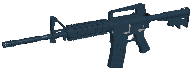 free library M a phantom forces. Vector carbine m4a1