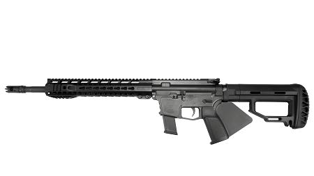 clip art free stock Rifle supply rs c. Vector carbine modular rail