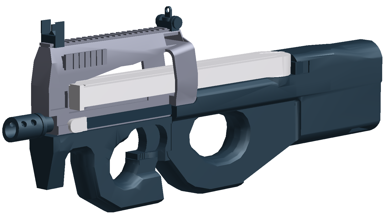 vector royalty free library P phantom forces wiki. Vector carbine p90
