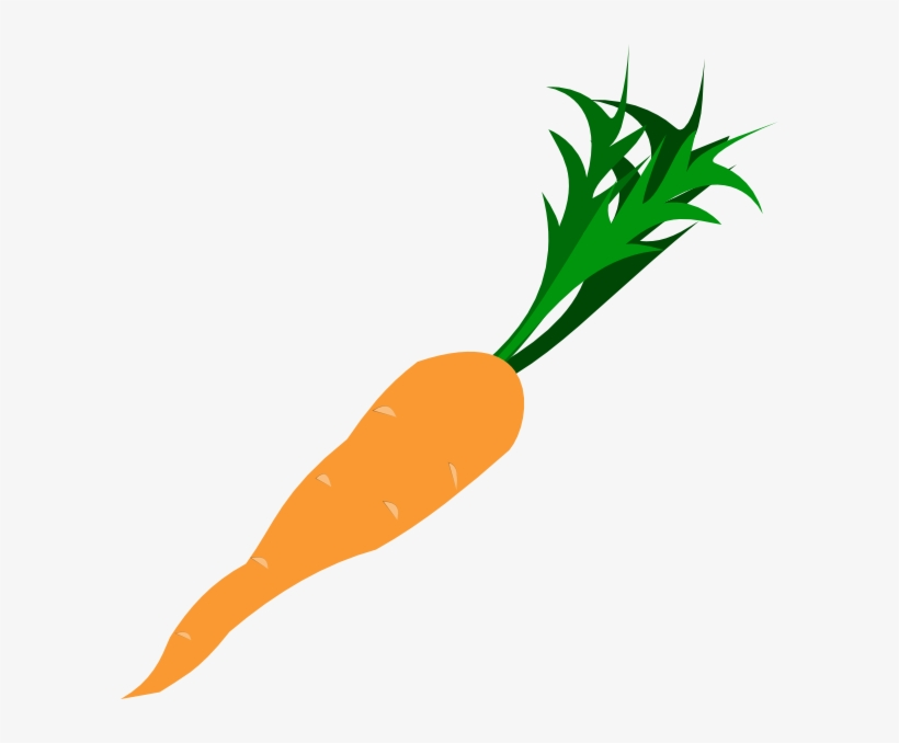 graphic free stock Clipart royalty free stock. Vector carrot cartoon