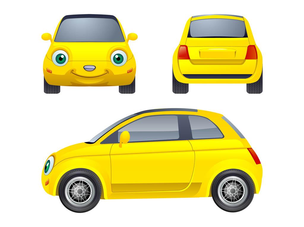 svg royalty free Vector cartoons car. Free download clip art