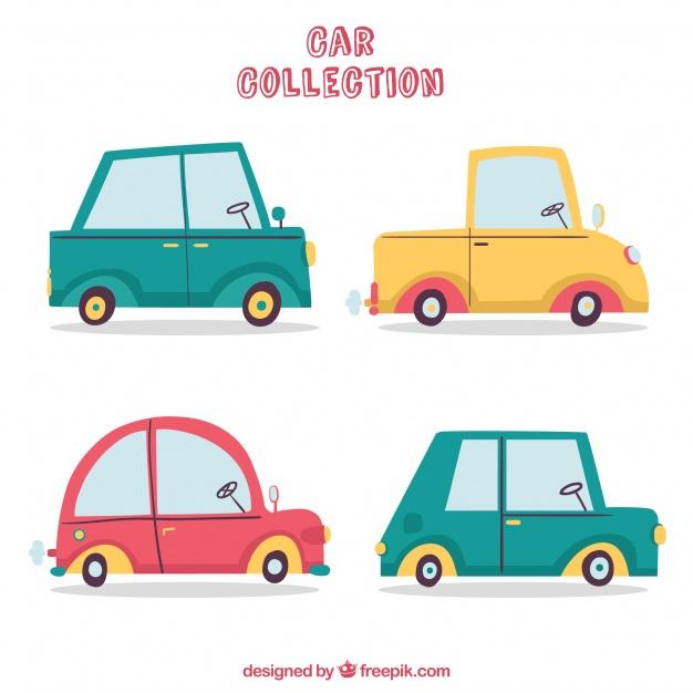 clip art transparent stock Vector cartoons car. Cartoon of free download