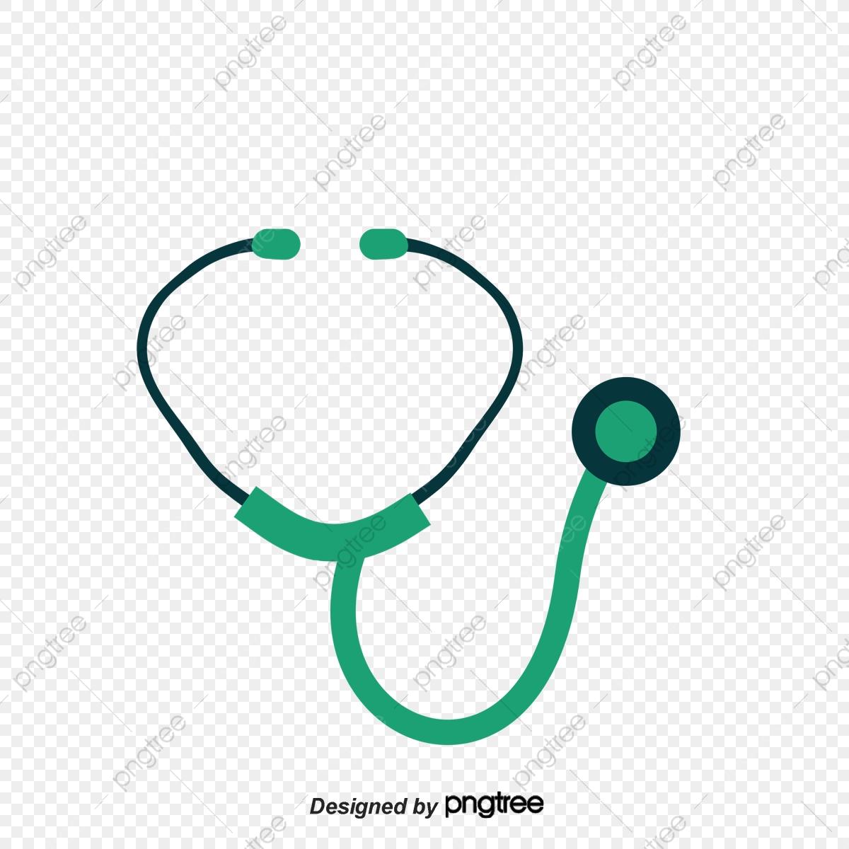svg transparent stock Vector cartoons stethoscope. Cartoon medical equipment