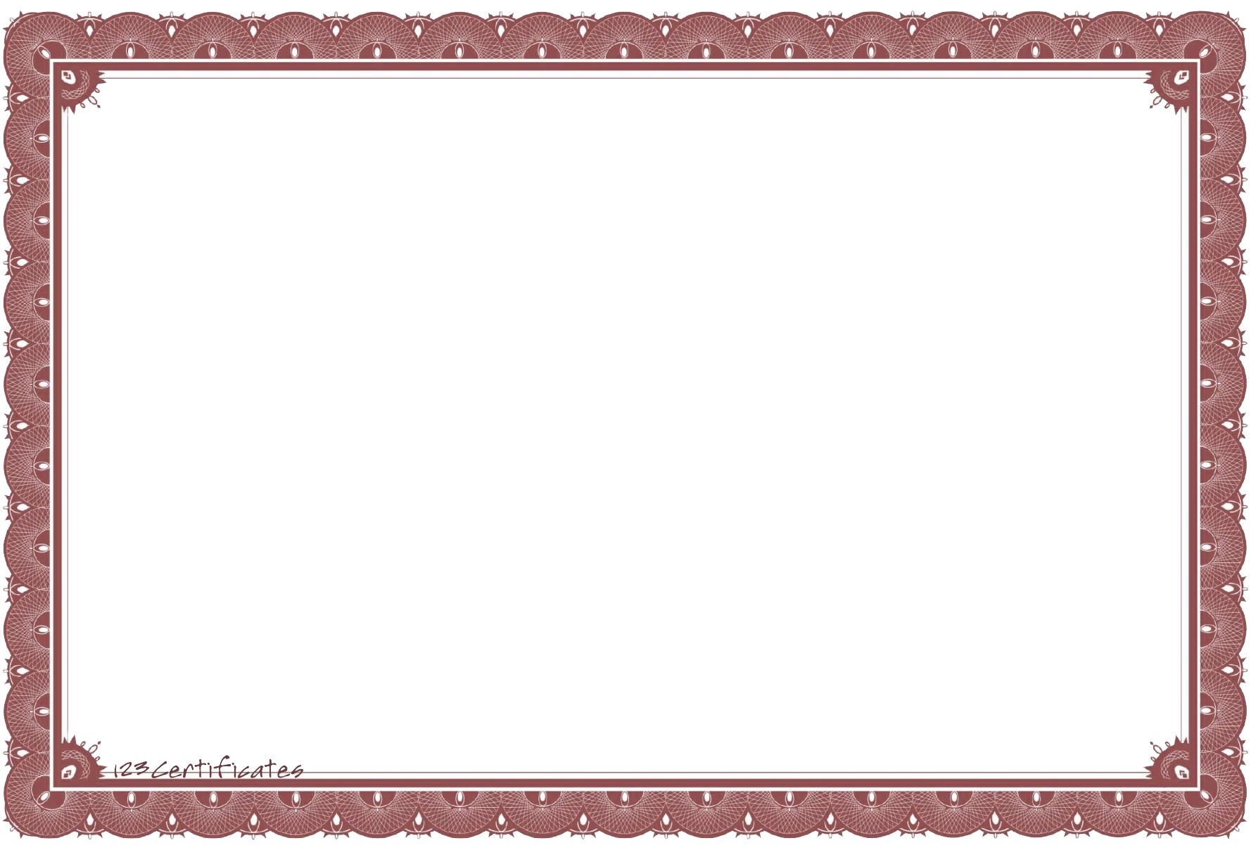 vector freeuse stock Template png transparent images. Vector certificate background