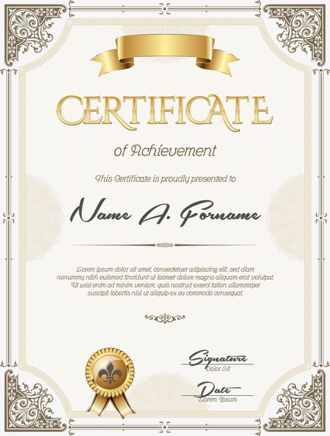 png royalty free library Vector certificate file. Template