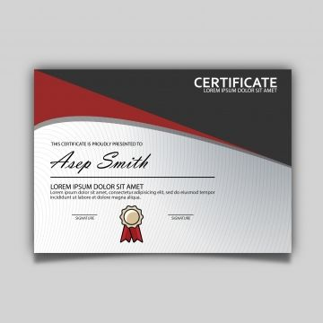 clip art free stock Vector certificate graduation.  design background abstract