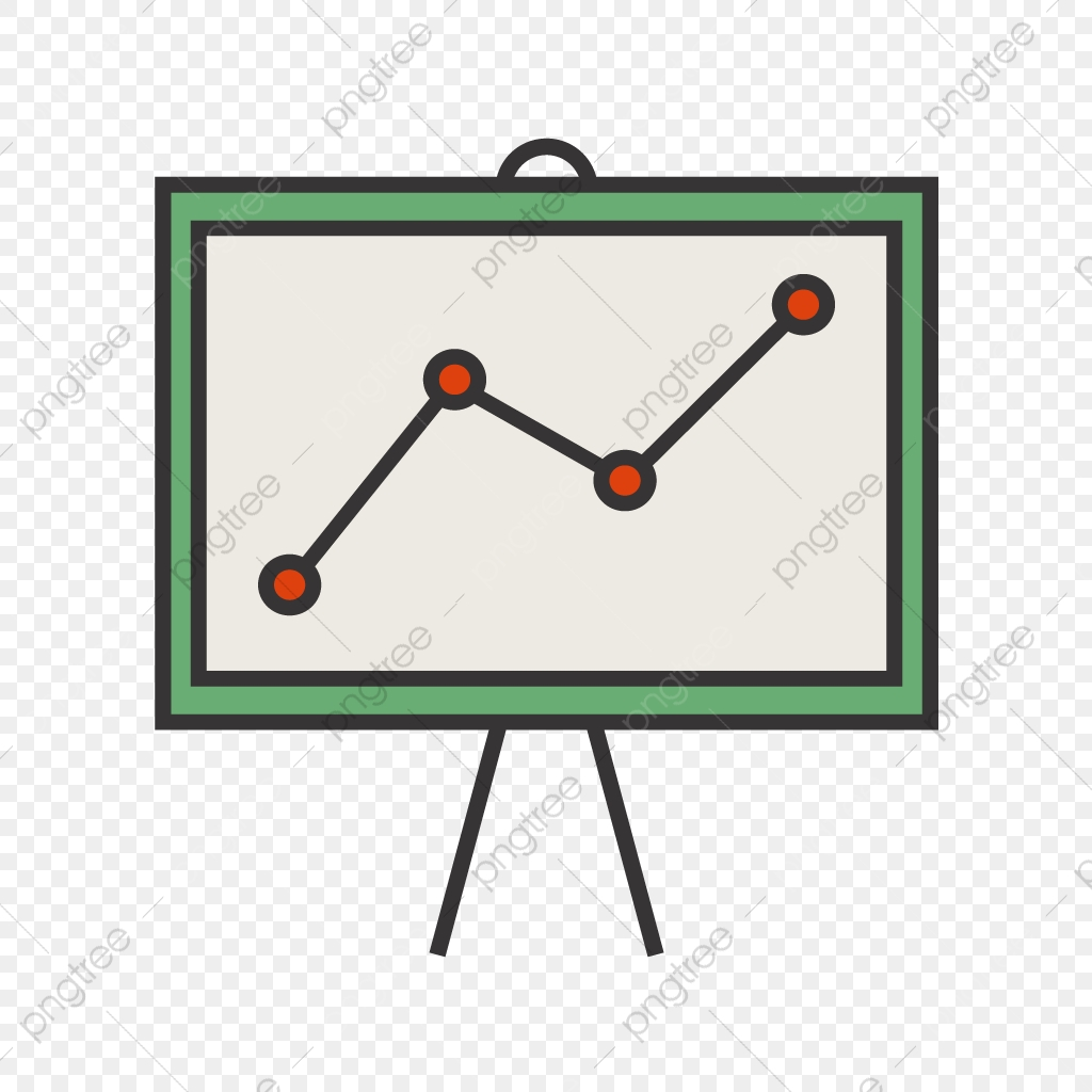 jpg black and white download Line filled icon . Vector chart business