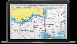 clip art royalty free Vector chart navigation. Macenc marine noaa sailing
