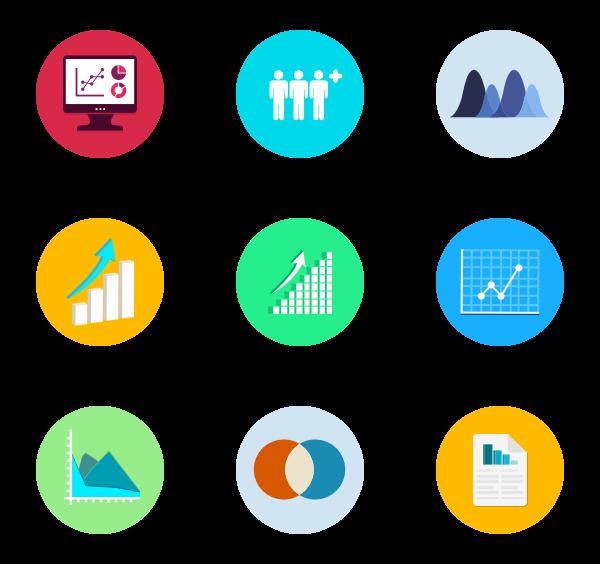banner free library Circular chart icons free. Vector charts