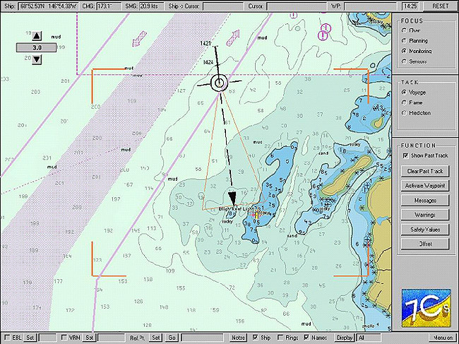 clipart library stock Noaa th transformations nautical. Vector chart navigation