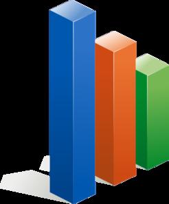 jpg royalty free Vector charts clipart. Column chart clip art
