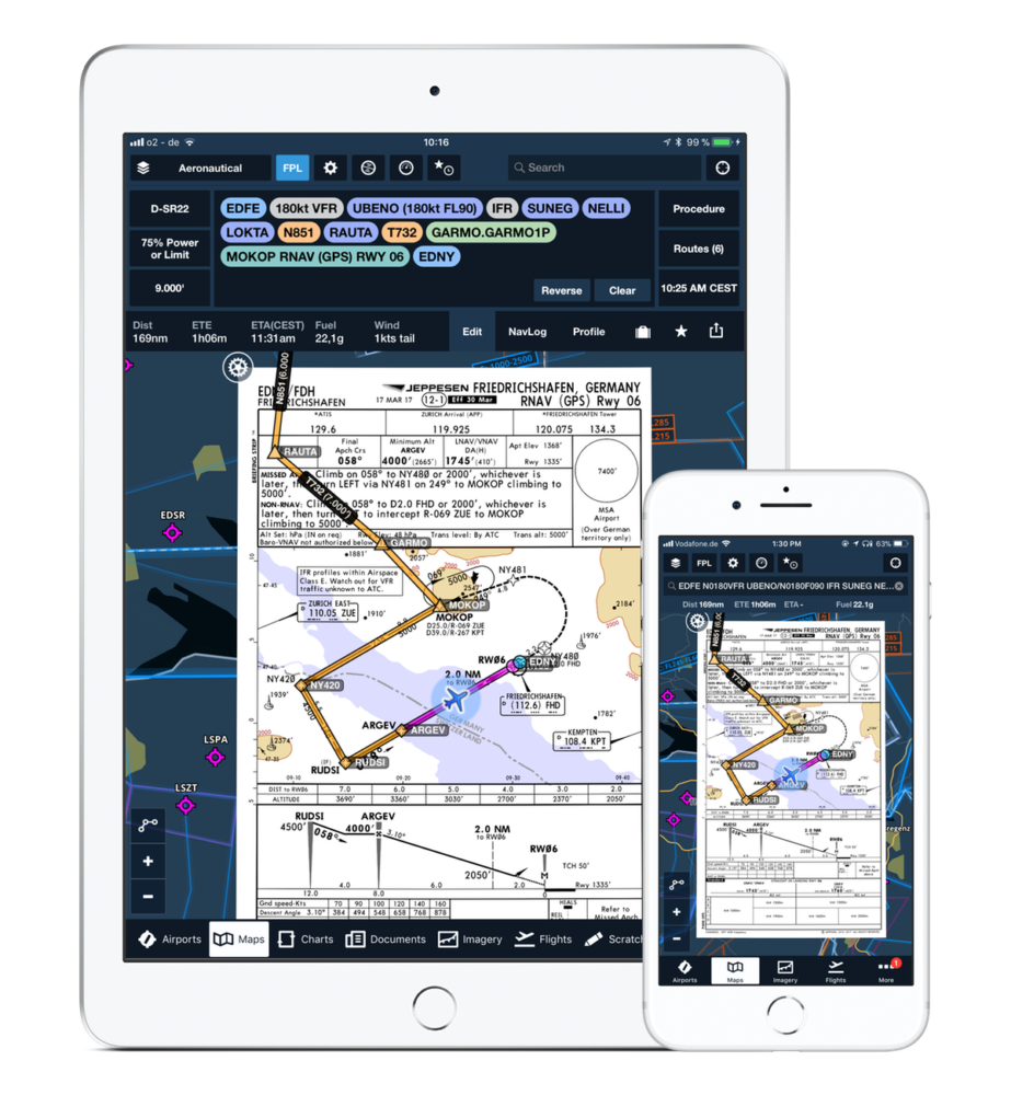 graphic transparent download Foreflight launches app for. Vector charts navigation