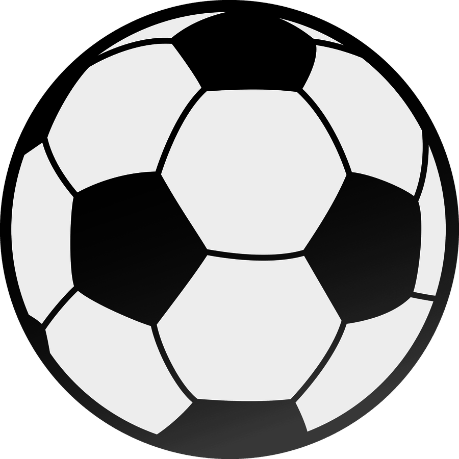 graphic stock Free soccer ball clipground. Vector clipart