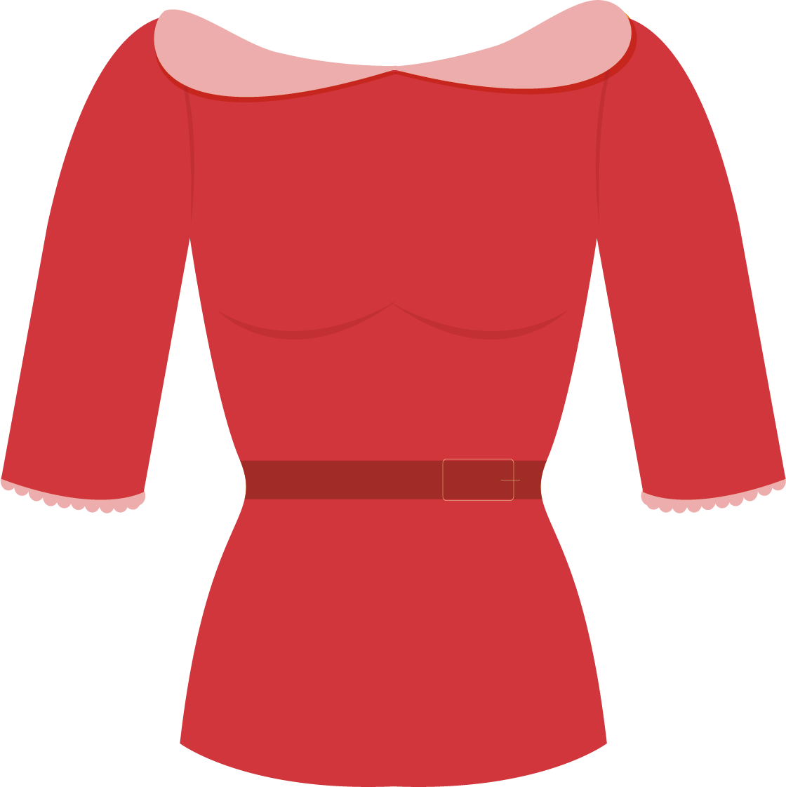 banner royalty free library vector clothing blouse #107583688