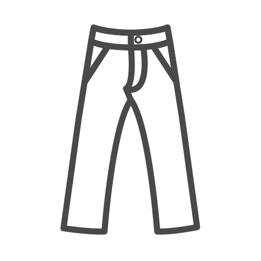 jpg transparent Jeans icon free of. Vector clothing celana