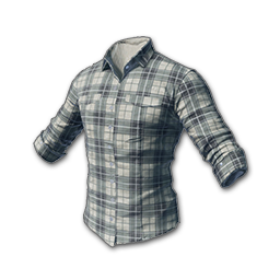 clip Vector clothing checkered shirt. Buy sell pubg checked