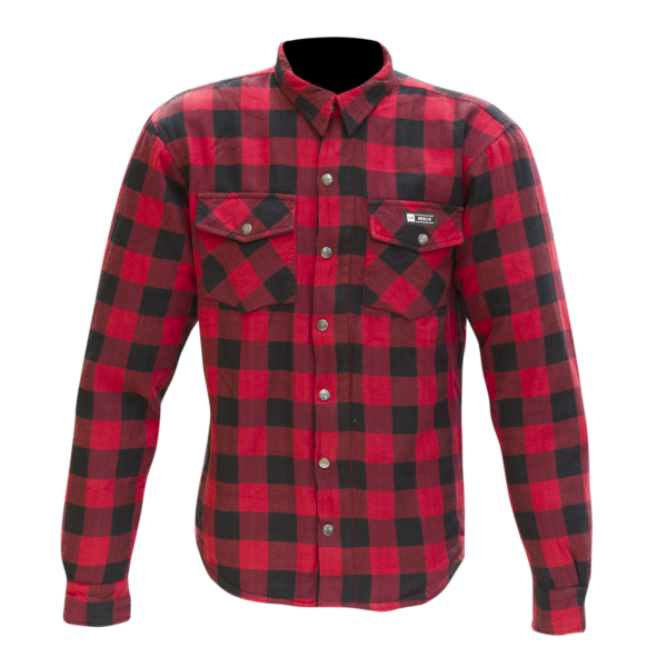 clip art royalty free library Vector clothing checkered shirt. Merlin axe red eurobike
