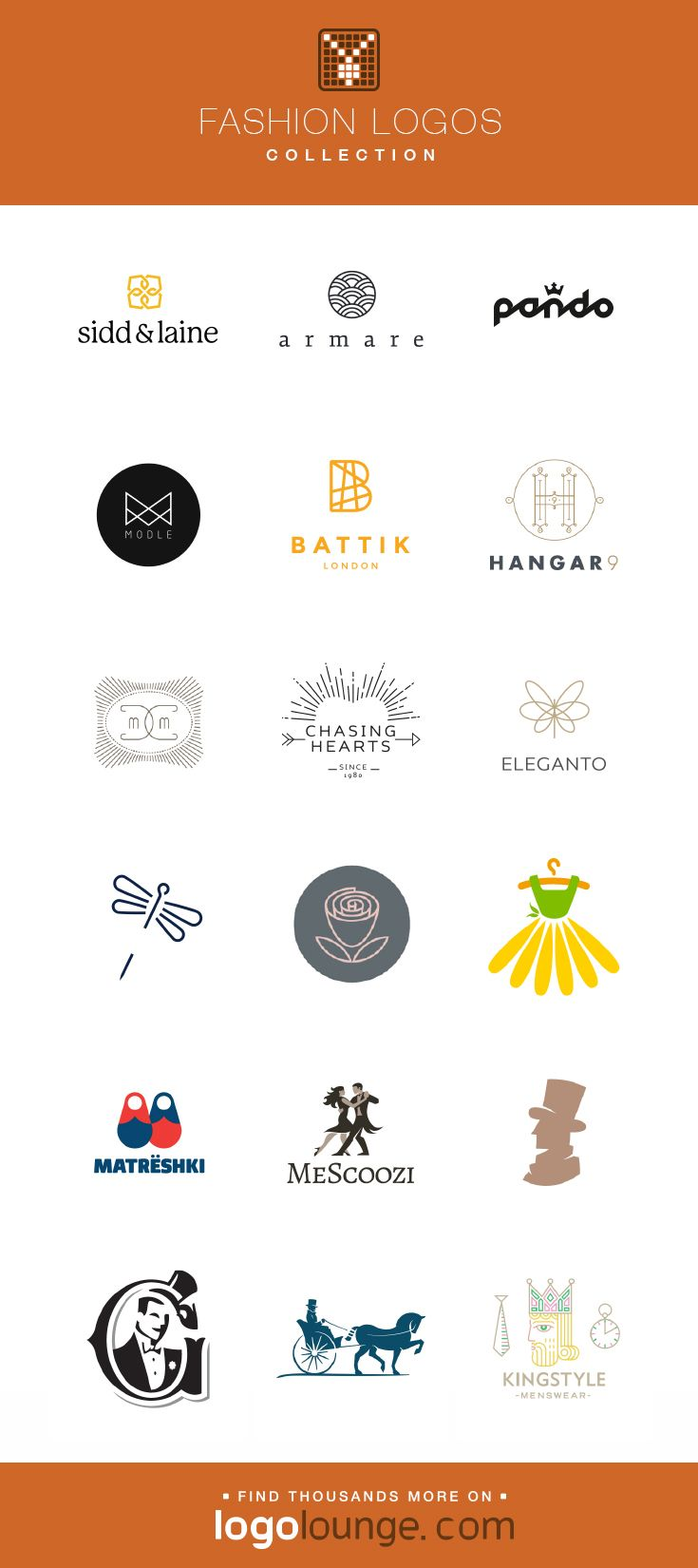 vector transparent stock Vector clothing jewelry. Logo collection fashion designs