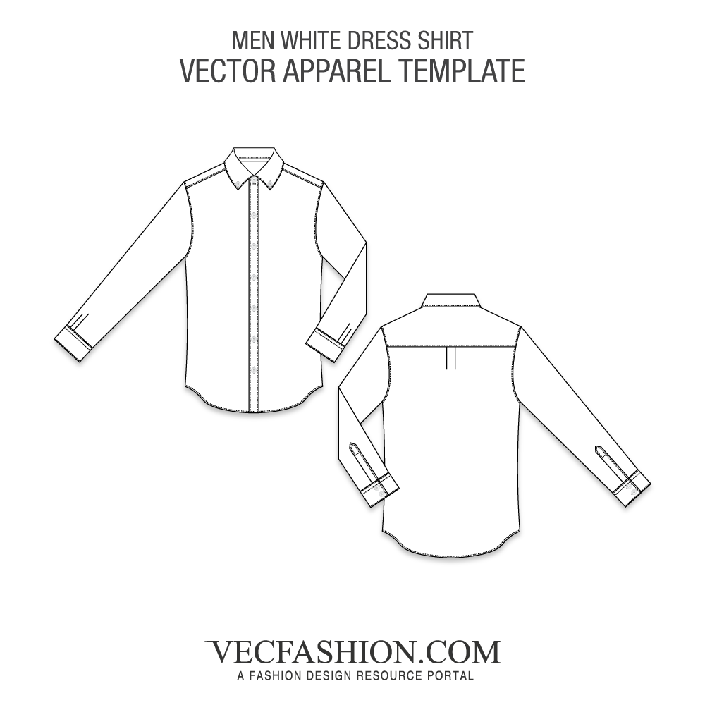 graphic freeuse download Work shirt template ukran. Vector clothing man clothes