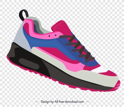 vector royalty free Vector clothing shoe. Sport shoes free download