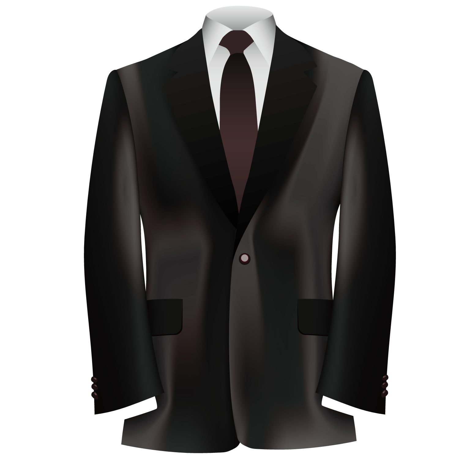 free Vector clothing suit dress. Formal wear men up