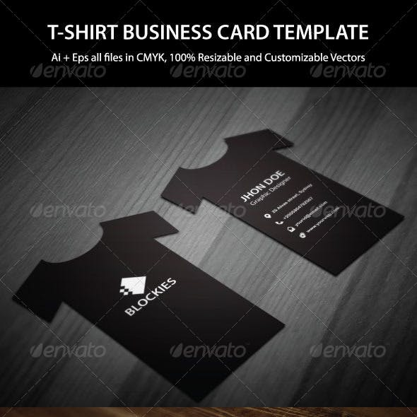 vector black and white Business templates designs from. Vector clothing visiting card