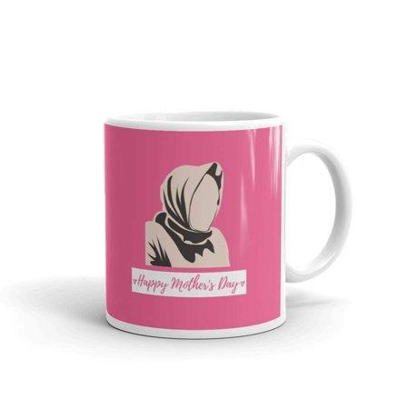 clip royalty free Happy mother day symbol. Vector coffee ceramic mug