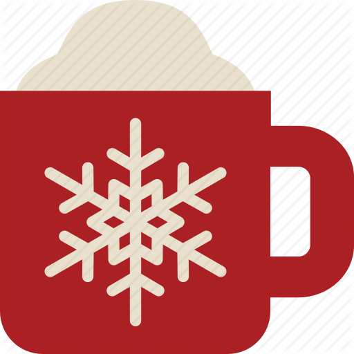 jpg royalty free download Vector coffee cheer. Christmas by ui silo