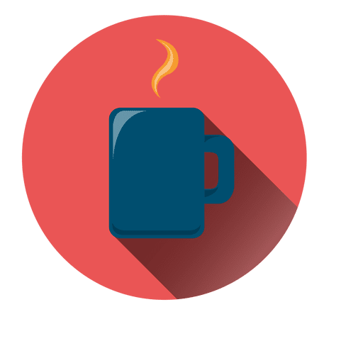 png freeuse Mug icon transparent png. Vector coffee circle