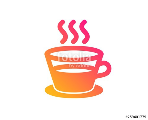 jpg freeuse library And tea icon hot. Vector coffee classic