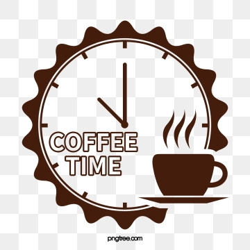 vector library library Icon png images and. Vector coffee clock