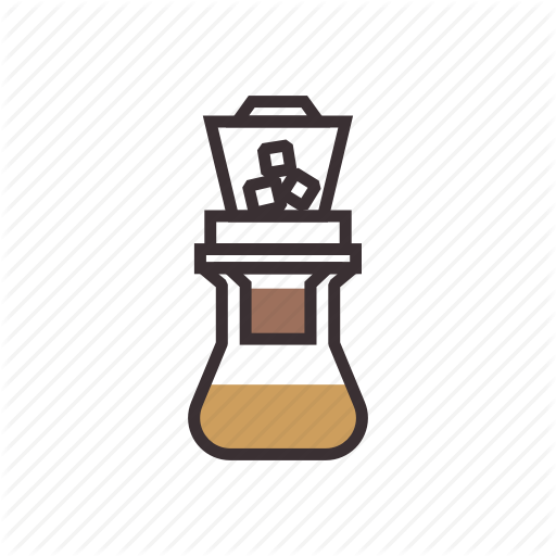 banner free library Vector coffee cold. Volume by flat icons