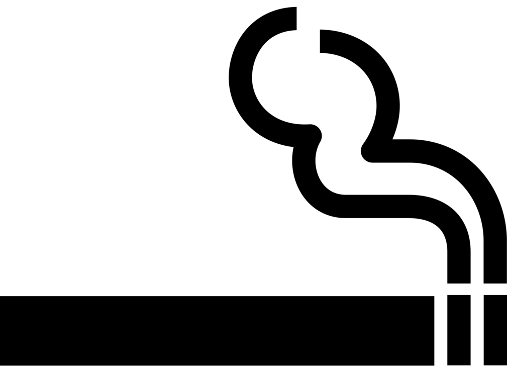 jpg black and white Tobacco smoking sign ban. Vector coffee smoke