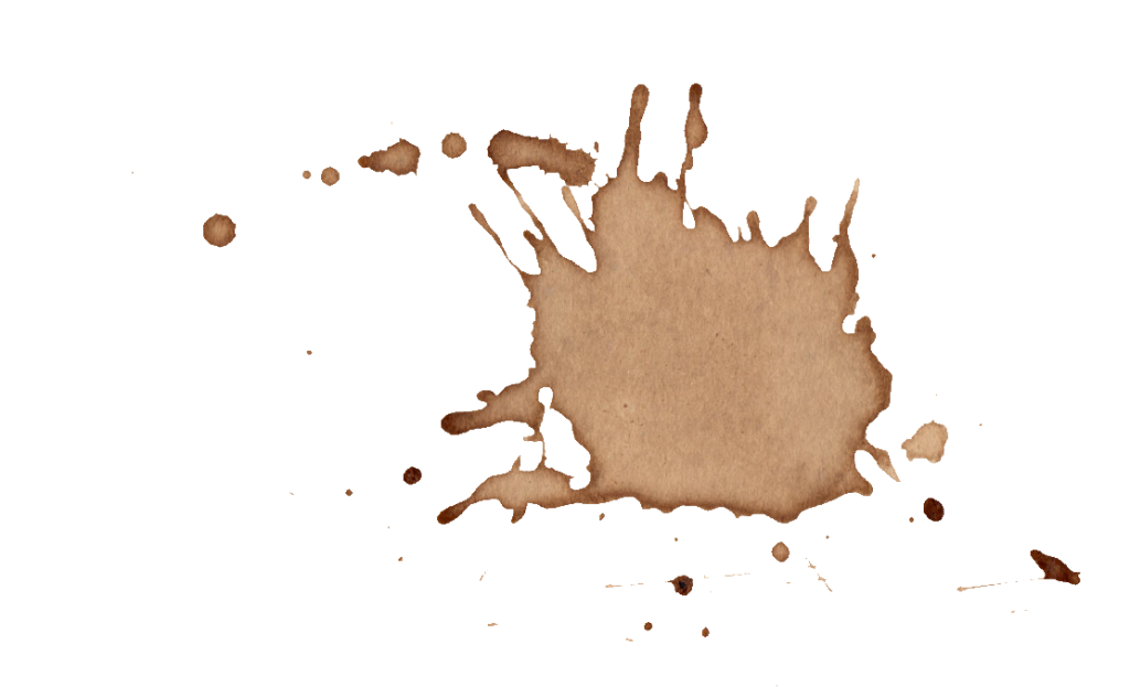 image library Vector coffee splatter.  stains png transparent