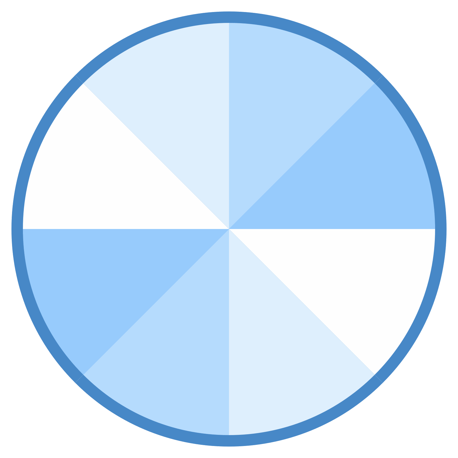 picture transparent download Wheel icon free download. Vector color blue