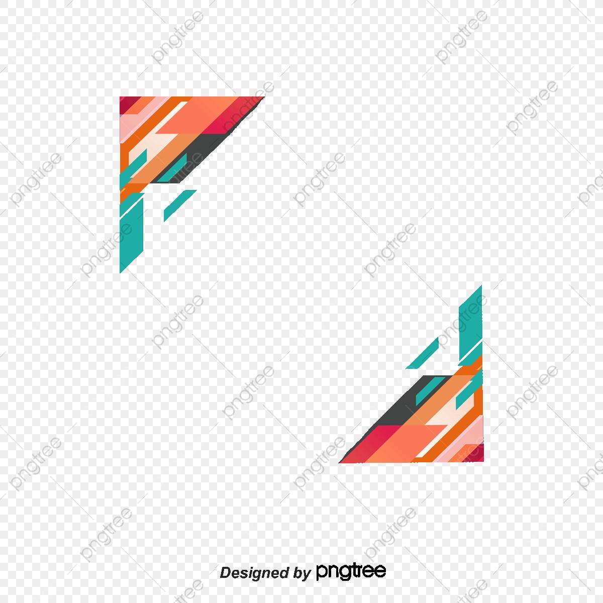 vector transparent library Vector color border. Stripes diagonal png art