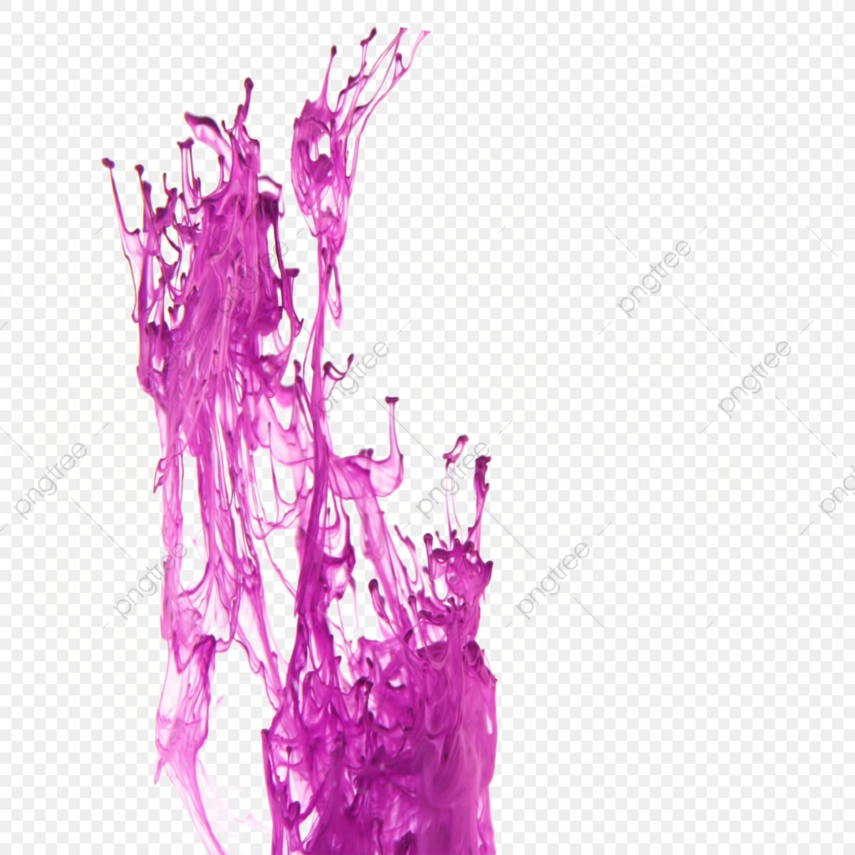picture freeuse library Vector color dust. Explosion of colored powder