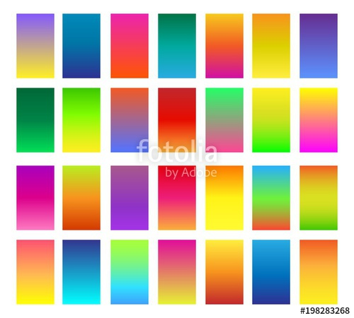 jpg freeuse Vector color gradient. Gradients colors or softly