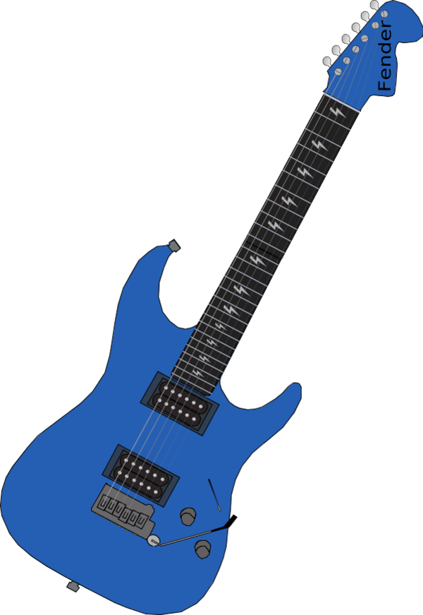 download Vector color guitar. Electric png image purepng
