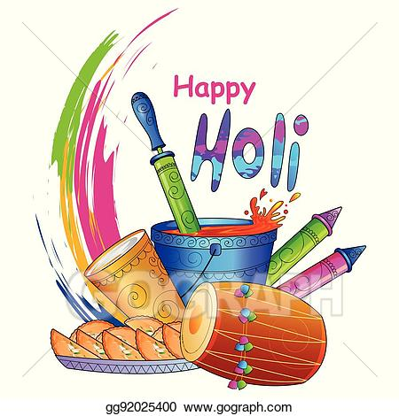 svg transparent stock Stock india festival of. Vector color happy