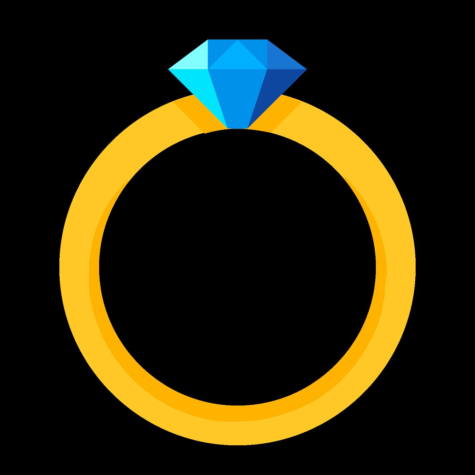 vector freeuse download Vector color ring. Diamantring icon free download