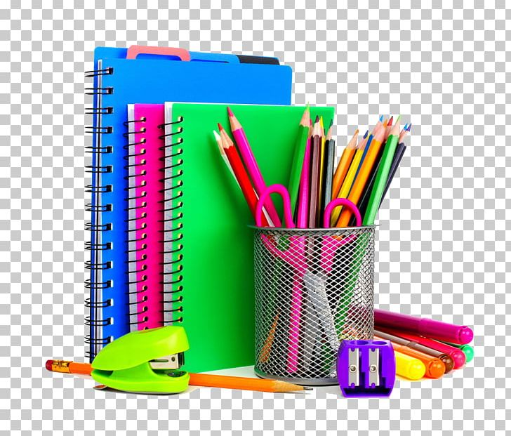 vector download Supplies stationery notebook resource. Vector color school