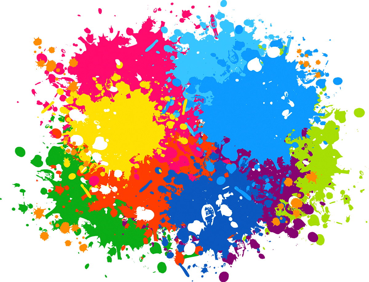 picture transparent download Euclidean paint png download. Vector color splash