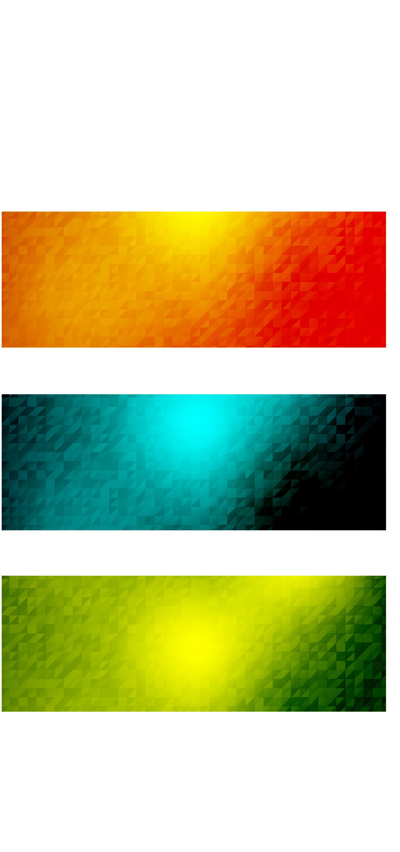 banner transparent Vector color texture. Mosaic wallpaper banner transprent