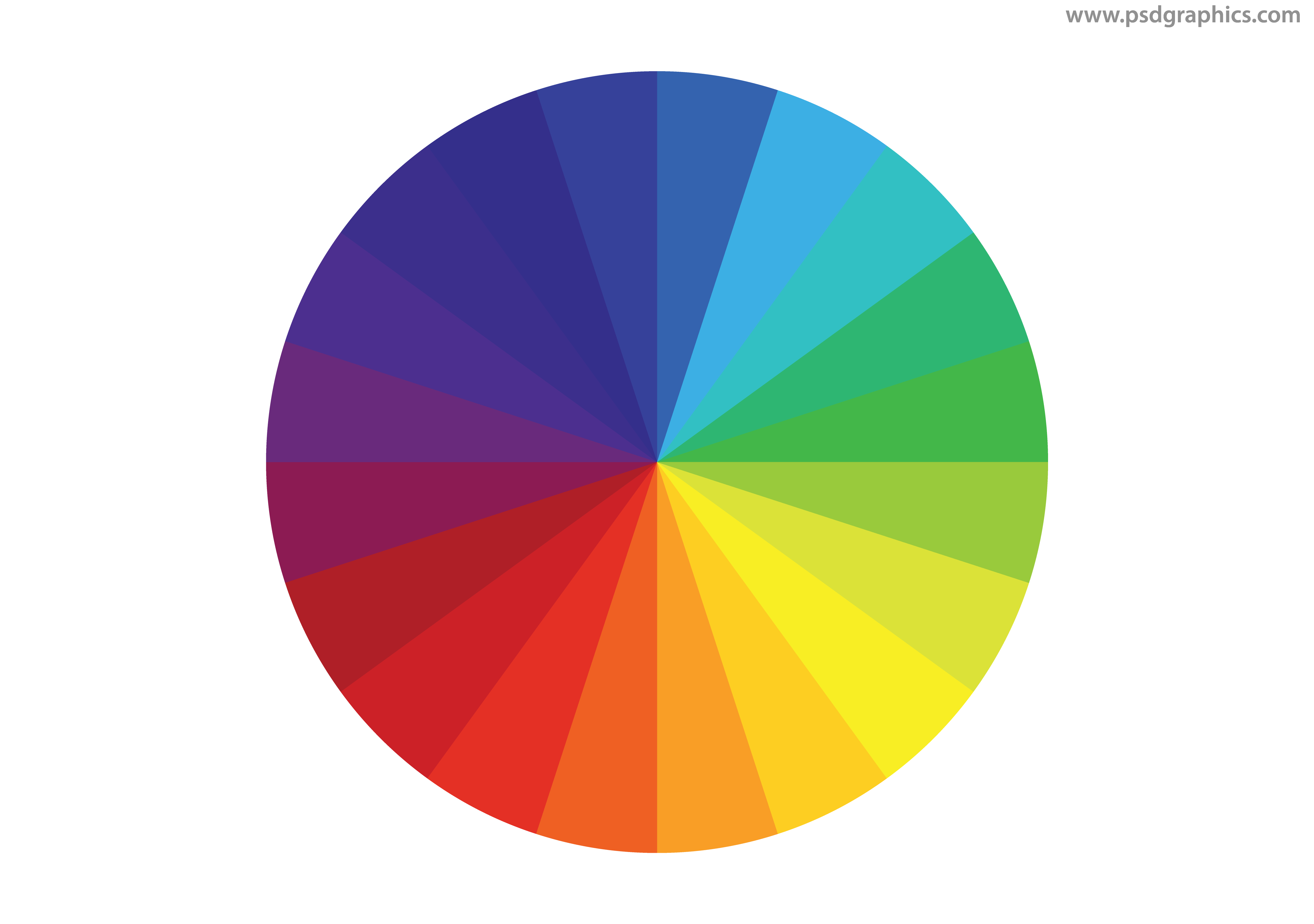 png royalty free stock Color wheel vector