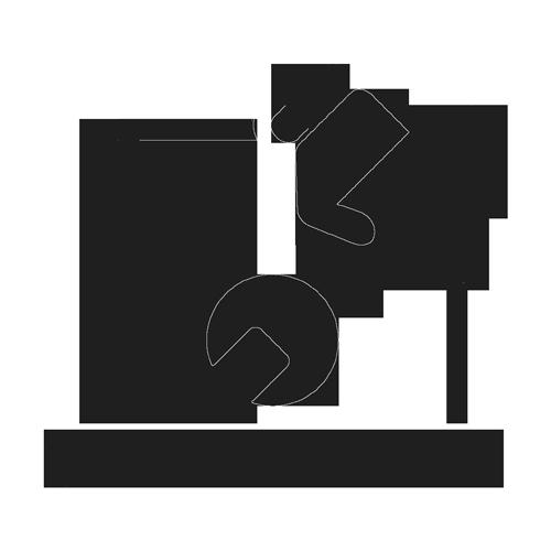 svg free download Vector computer fix. Aardvark solutions business it