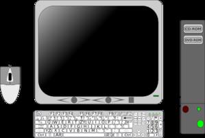 jpg Vector computer modern. Personal clip art at