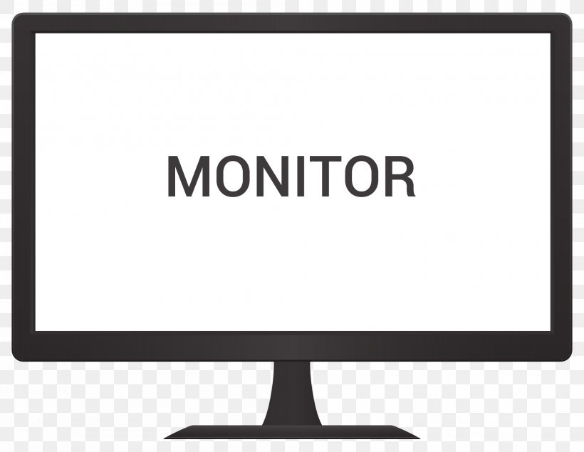 free stock Logo png x px. Vector computer monitor