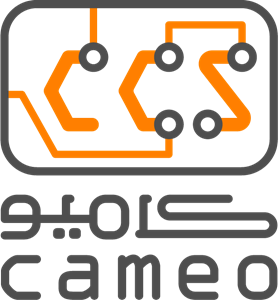 picture royalty free stock Cameo systems logo ai. Vector computer part