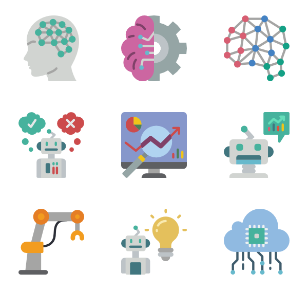 svg black and white Computer science Icons